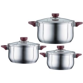 Cookware set - 6pcs