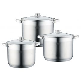 Stock Pot Set 6pcs