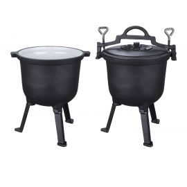 Camping Casserole with Lid