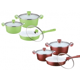 Cookware Set 6pcs